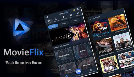 MovieFlix - Free Online Movies & Web Series in HD  screenshots 2