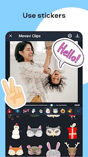 Movavi Clips - Video Editor with Slideshows screenshots 8