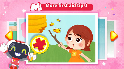Baby Panda's First Aid Tips  screenshots 5