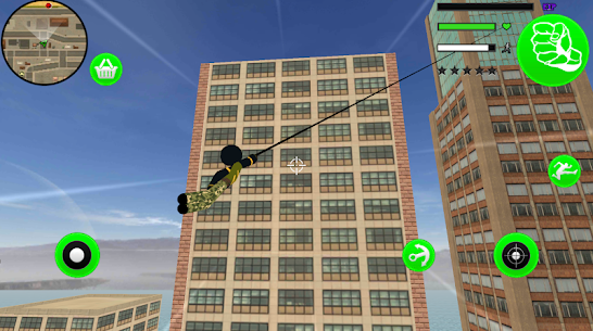 Army US Stickman Rope Hero Gangster OffRoad Hack Game Android & iOS 3