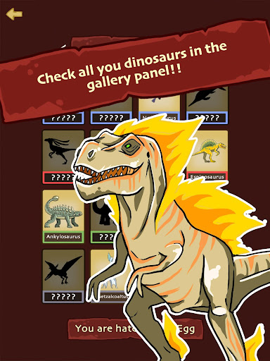 Hatch Dinosaur Eggs - Jurassic World Clicker Games  screenshots 10