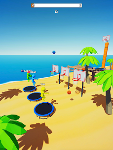Jump Dunk 3D For Android (MOD, Unlimited Money) 7