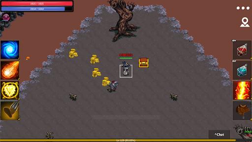 Arcadia MMORPG online 2D like Tibia  screenshots 9