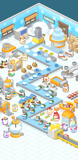 My Factory Cake Tycoon - idle tycoon 1.0.17 screenshots 5