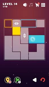 Move The Block : Perfect Slide Puzzle MOD APK 1.04 (No Ads) 2