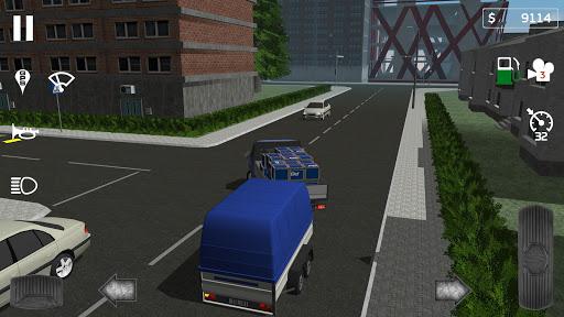 Code Triche Cargo Transport Simulator (Astuce) APK MOD screenshots 6