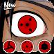 Real Sharingan Eyes Camera - Anime Photo Editor