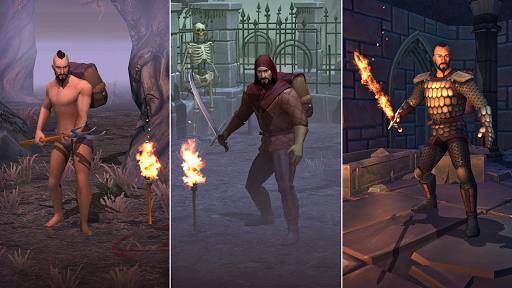 Grim Soul: Dark Fantasy Survival APK MOD (Astuce) screenshots 4