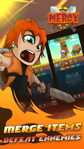 Mergy: Merge RPG game - PVP + PVE heroes games RPG android2mod screenshots 1