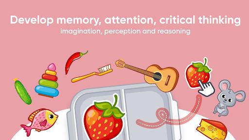 Brainy Kids: educational games for 2-3 year olds Apkfinish screenshots 4