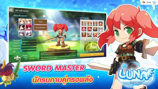 LUNA M: Sword Master apkmartins screenshots 1