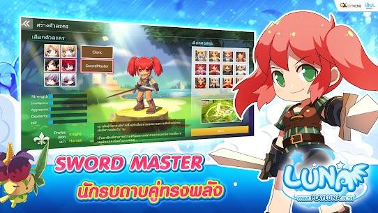 LUNA M: Sword Master MOD APK 1.0.565 (Freeze Enemy) 1
