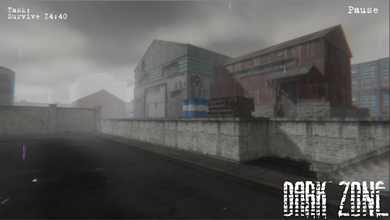 Dark Zone Screenshot