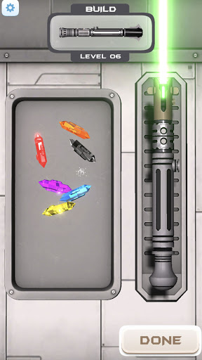Space Force - Create your own lightsaber  screenshots 2