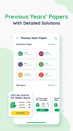 Exam Preparation App: Free Mock Test, Live Classes 9.74 Screenshots 4