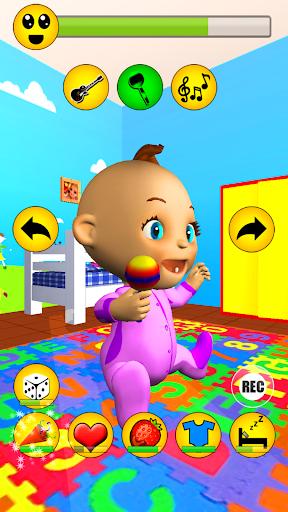 My Baby: Baby Girl Babsy screenshots 6