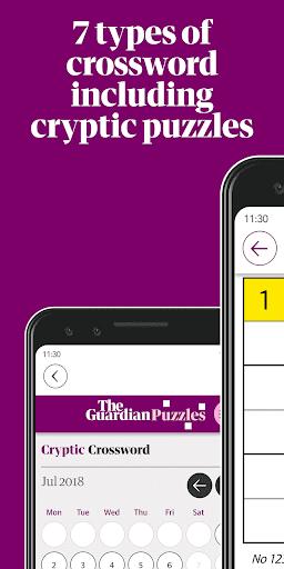 Guardian Puzzles & Crosswords 1.3.1 screenshots 3