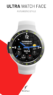 Ultra Watch Face  For Pc (Windows 7, 8, 10, Mac) – Free Download 2