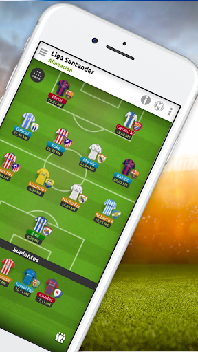 futmondo - Soccer Manager  screenshots 2