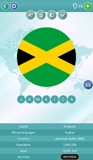 Geography Quiz - flags, maps & coats of arms 1.5.19 screenshots 14