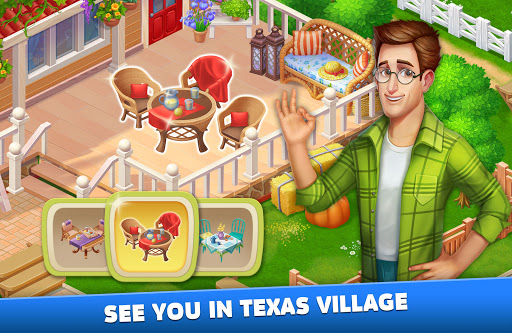 Solitaire: Texas Village 1.0.22 screenshots 23