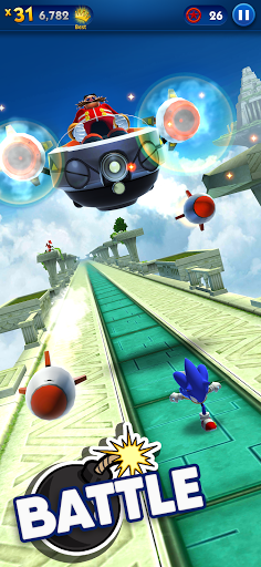 Sonic Dash - Endless Running & Racing Game goodtube screenshots 3