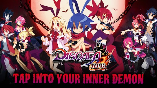 DISGAEA RPG (MOD, Unlimited Money) For Android 1