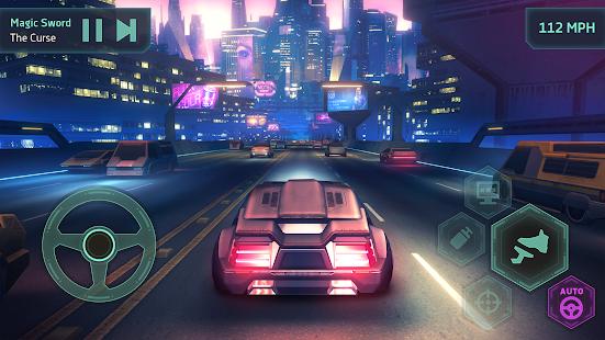 Cyberika: RPG cyberpunk action screenshots apk mod 1
