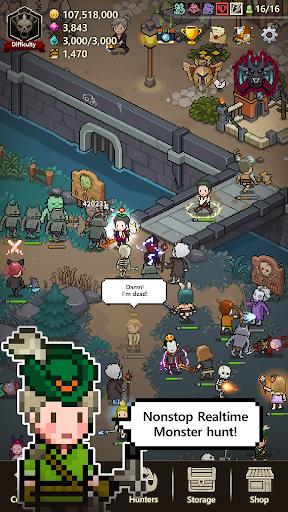 Evil Hunter Tycoon - Nonstop Fighting & Building 1.314 screenshots 5