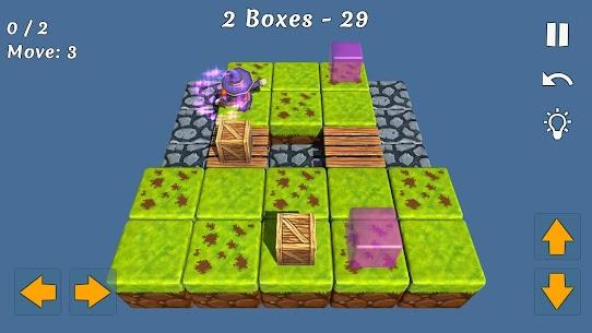 Push Box Magic – Free Puzzle Game 1.19 Android Mod APK 2