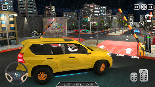 New Prado Car Parking Free Games - Car Simulation 2.0 screenshots 7