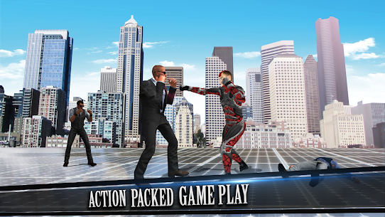 Superhero Fighting Game Challenge 2020 Game Hack Android and iOS 2