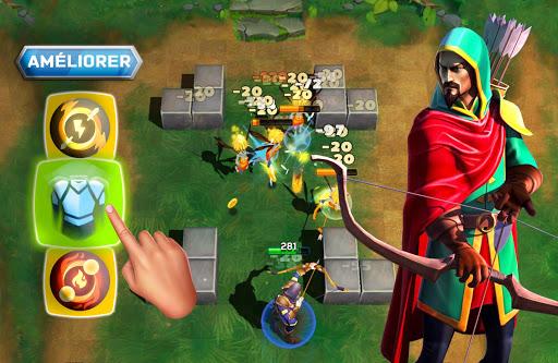 Télécharger Chasseur: Maître des Flèches APK MOD (Astuce) screenshots 2
