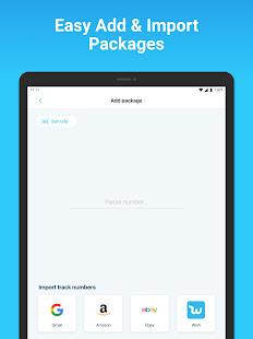 Package Tracker - Fedex, USPS, UPS, Wish, DHL, TNT  Screenshots 9