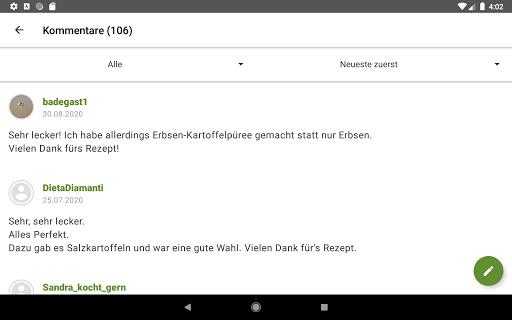 Chefkoch - Rezepte & Kochen apktram screenshots 12