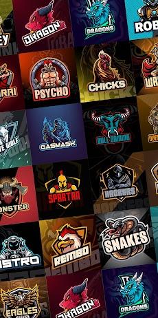 Esport Gaming Logo Maker - bマスコットアバタークリエーターのおすすめ画像1