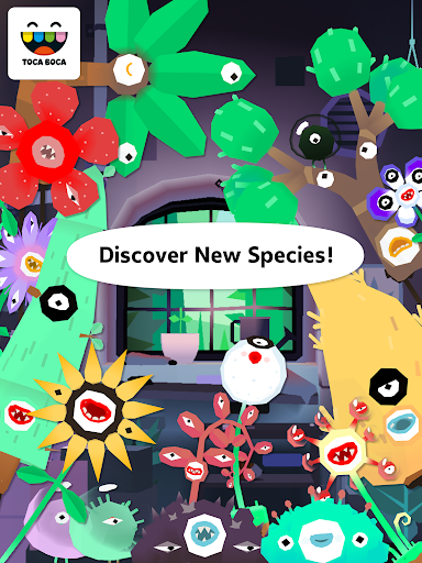 Toca Lab: Plants  screenshots 1