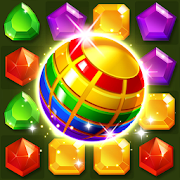 Pharaoh's Gem Blast : Gem & Jewel Quest Game