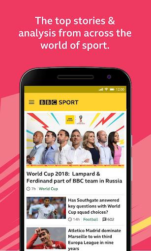 BBC Sport - News & Live Scores apktram screenshots 1