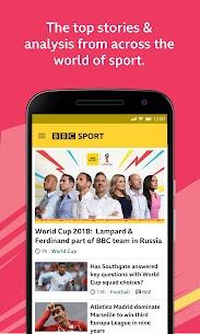 BBC Sport News Live Scores Apk Download, NEW 2021* 1