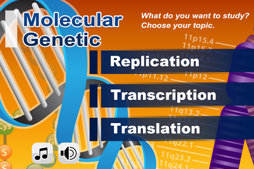 Biology Molecular Genetics L modavailable screenshots 1