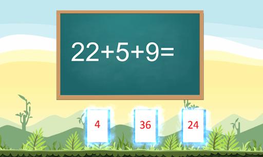 Game - Math 1, 2, 3 grade 1.01 screenshots 3