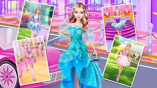 Makeover Games  Fashion Doll Makeup Dress up Apk Download 5