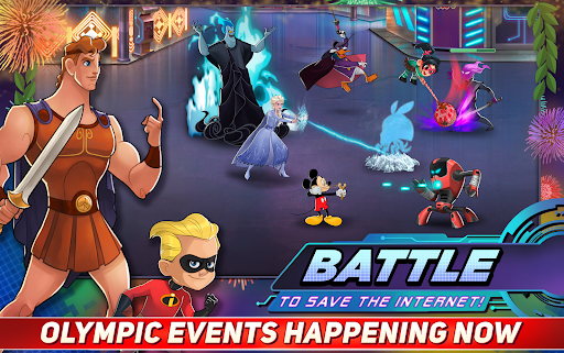 Disney Heroes: Battle Mode 3.2.10 screenshots 15