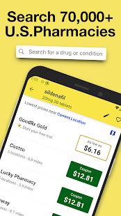 GoodRx: Prescription Drugs Discounts & Coupons App Screenshot