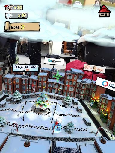 Protect Yo Elf AR – Winter Wonderland Holiday Game