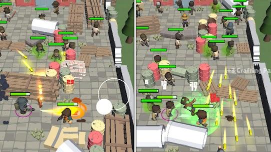 Archer Memoirs: Zombie Survival RPG MOD APK 1.1.4 (Unlimited Diamonds) 7