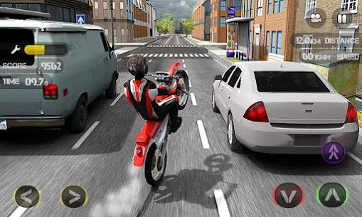 Install and Run Race the Traffic Moto For Your Pc, Windows and Mac 1