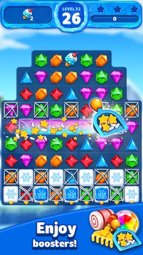 Jewel Ice Mania : Match 3 Puzzle 21.0324.09 screenshots 5