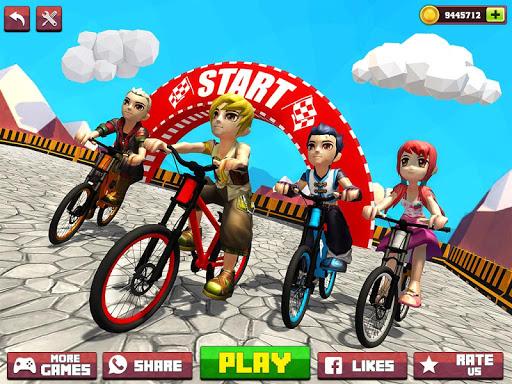 Fearless BMX Rider 2019 apkpoly screenshots 12
